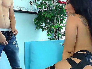 Asian honey Asha Akira pelases male Danny Wylde with her tioght vagina and round ass