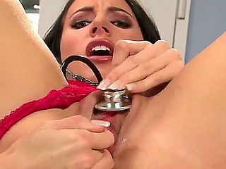 Well done Dr.Juelz Ventura gets alluring Chris Johnson to pleasure their way slutty beaver