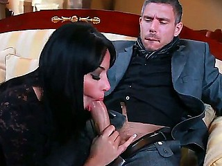 Busty abstruse connected with luring face Anissa Kate is always glad to taste Micks dick