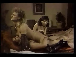 Erica Boyer & Kristara Barrington attempt a 3some