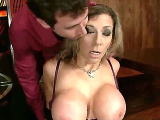 Sara Jay is used to being