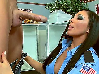 Awesome Audrey Bitoni requires with respect to be