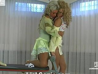 Cornelia&Susanna slutty lesbo movie instalment