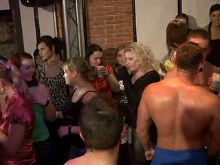 Tons of group sex on dance nonplus blow jobs from blondes wild fuck