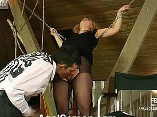 Lottie&Mark nasty anal movie