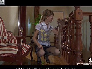 Sara hose tease movie scene