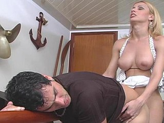 Shayene vehement ladyboy action