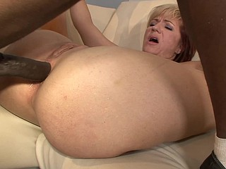 Brittany Blaze is the latest mother I'd like to fuck to brave the large chocolate dong that we had in store for her.  A voluptuous blond, Brittany has a worthwhile bubble a-hole that our dude stuck his thumb into, giving her some additional stimulation that gave her an intense orgasm.