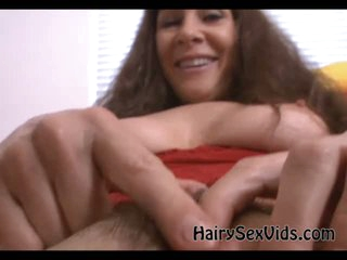 Shaggy pierced bawdy cleft gives blowjob