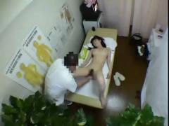 Japanese Massage Hard Fuck Hairy Pussy