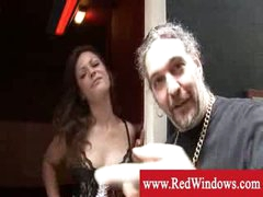 Real Amsterdam sex adventure caught on camera